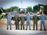 Самостоятелни полети изпълниха курсанти първокурсници от Долна Митрополия