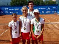 Роси Денчева и Йоана Константинова с бронзови медали от Европейската купа в Италия