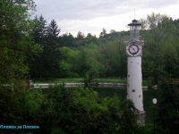 """Служители на РДПБЗН – Плевен почистиха часовниковата кула в """"Кайлъка"""""""