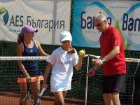 """Тенисистките на ТК """"Плевен 90"""" са на полуфинал на Държавното отборно първенство"""