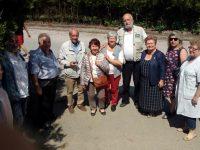 Французойката мадам Бурио направи поредното си дарение към Детската клиника на УМБАЛ – Плевен