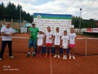 "Шампионска титла за момичетата на ТК ""Плевен 90"""
