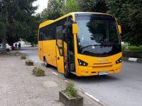 Нов училищен автобус ще извозва ученици през учебната 2018/2019 година в Гулянци