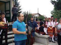 Депутатът Владислав Николов поздрави жителите на Любеново за празника на селото