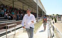 """Народният представител Стефан Бурджев откри двудневния турнир по конен спорт за """"Купа Студенец"""" – снимки"""