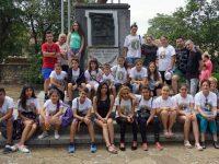 Млади възрожденци от община Левски посетиха места, свързани с живота на Апостола на свободата