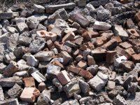 През лятото зачестяват случаите на нерегламентирано изхвърляне на строителни отпадъци в Плевен