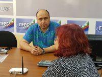 По въпроси от сферата на земеделието потърсиха съдействието на Владислав Николов земеделски производители от региона