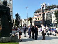 Плевен отбеляза 181 години от рождението на Васил Левски (снимки)