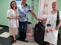 Депутатът Владислав Николов и негови приятели направиха дарение на Дома за медико-социални грижи за деца в Плевен