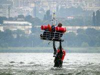 Военни от Долна Митрополия участваха в курс по оцеляване в морска среда