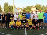 В Кнежа приключи Летният футболен турнир на малки врати