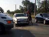 "Катастрофа затрудни движението по бул. ""Георги Кочев"" в Плевен"