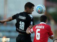 Ники Тодоров с гол в турнира за Купата на Италия