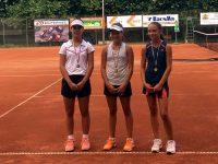 Плевен бе домакин на Регионален турнир по тенис до 14 години