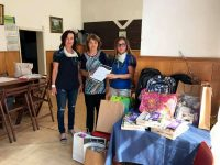 Лайънс Клуб Огледало – Плевен дари учебни помагала на незрящи деца и деца на незрящи родители