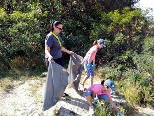"""Близо 22 тона отпадъци събраха в община Долна Митрополия в кампанията """"Да изчистим България заедно"""""""