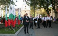 Георг Спартански: Нека политиците ни направят така, че да се чувстваме горди, произнасяйки името България – /снимки/