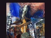 Яшарали Тахир открива днес в Артцентър Плевен изложба живопис