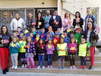 "Ден за превенция на детската пътна безопасност се проведе в ДГ ""Щастливо детство"" – Плевен"