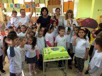 """ДГ """"Слънце"""" – Левски приключи двугодишен проект за образователна интеграция на децата"""