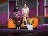 """Гледаме Асен Блатечки и Калин Врачански на плевенска сцена в """"Когато котката я няма"""""""