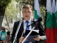 Мирослав Петров: Нека никога не забравяме убедителния исторически урок, че съединението прави силата