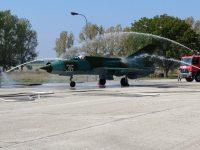 Учение за реакция при авиоинцидент с военен самолет в Долна Митрополия /галерия/