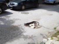 Продължават ремонтите по уличната мрежа в Плевен, Ласкар и Горталово