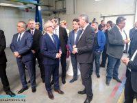"""Георг Спартански: """"Леони"""" оцени икономическия и човешки потенциал на Плевен"""