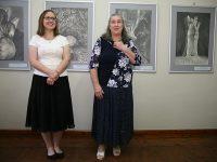 Александра Духлинска със самостоятелна изложба в Плевен – снимки