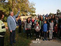 Кметът Спартански даде старт на инициативата по повод Световния ден на ходенето – снимки