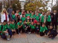 Седем отбора представиха достойно община Левски на лекоатлетически крос