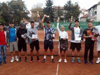 Плевен бе домакин на тенис турнир по двойки