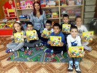 """ДГ """"Щастливо детство"""" –  Плевен се включи в Националната седмица на четенето"""