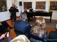 """Концерт """"Спасение – музика на доброто"""" звуча в Плевен по повод 75 години от спасяването на евреите в България (снимки)"""