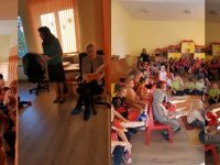 """Заместник-областният управител Татяна Божинова се включи в инициативата """"Прочети ми приказка"""""""
