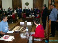 Деца от Плевен и Москва мерят сили в турнир по шахмат