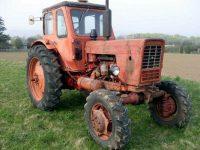 """70-годишен от Въбел подкара трактор """"Беларус"""" без регистрация"""