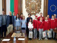 Шахматният отбор на Москва надделя над този на Плевен в приятелска среща