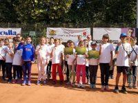 """Плевен бе домакин на заключителен турнир по програмата """"Тенисът – спорт за всички"""""""