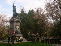 Панихида за Архангелова задушница ще бъде отслужена пред паметника на Четвърти пехотен плевенски полк