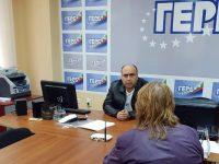 Депутатът Владислав Николов ще съдейства за решаването на проблем със системно наводнение на плевенска улица