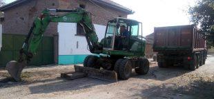 Започва реконструкцията на 11 улици в населени места от община Искър