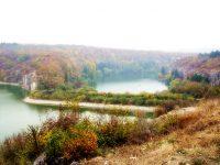 Язовирите в парк Кайлъка – големият и малкият, както ги наричаме всички – снимки от есента