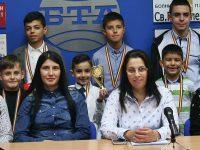 Плевенските състезатели по Шотокан карате-до се завърнаха с отличия от Световно първенство и купа в Молдова