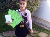 Пореден успех за шахматистката от Червен бряг Моника Емилова