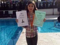 Успешно представяне на Нора Рашева в турнир по класически шахмат в Охрид