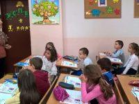 """Националната седмица на четенето в ОУ """"Св. Климент Охридски""""-Плевен премина с множество инициативи"""