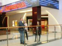 Толя Георгиева и Виктория Динова управляваха Панорама мол Плевен